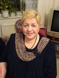 Нина Прошутинская, 22 февраля 1945, Санкт-Петербург, id8537448